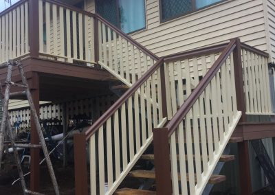 Front Stairs & Deck | Kingaroy